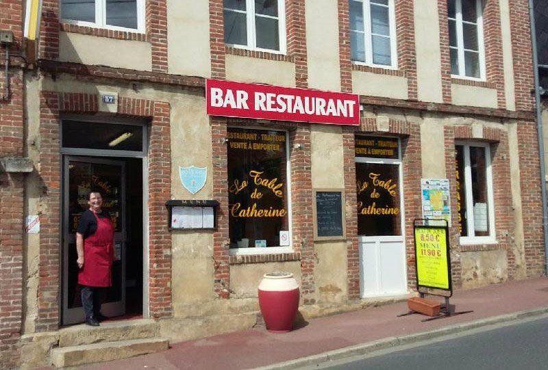 Restaurant la Table de Catherine