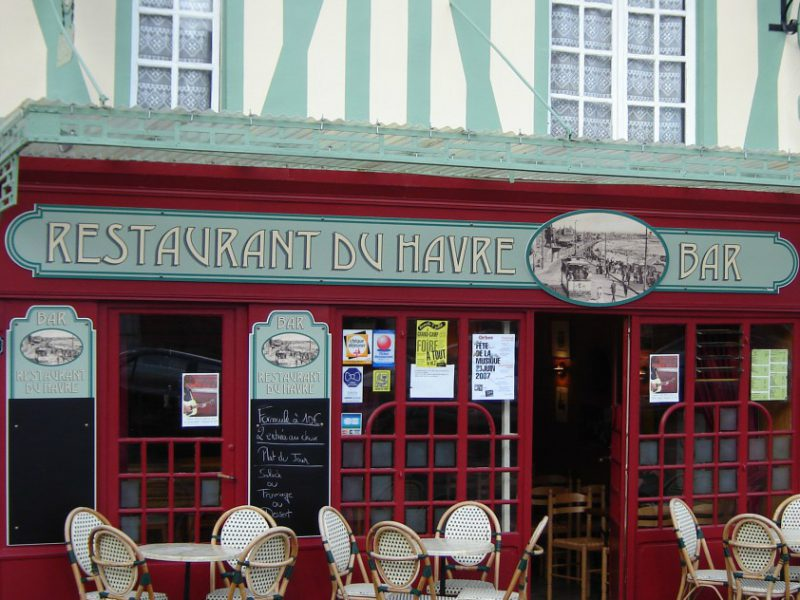 Bar - Restaurant du Havre