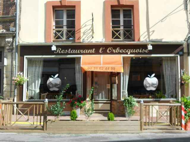 Restaurant l'Orbecquoise